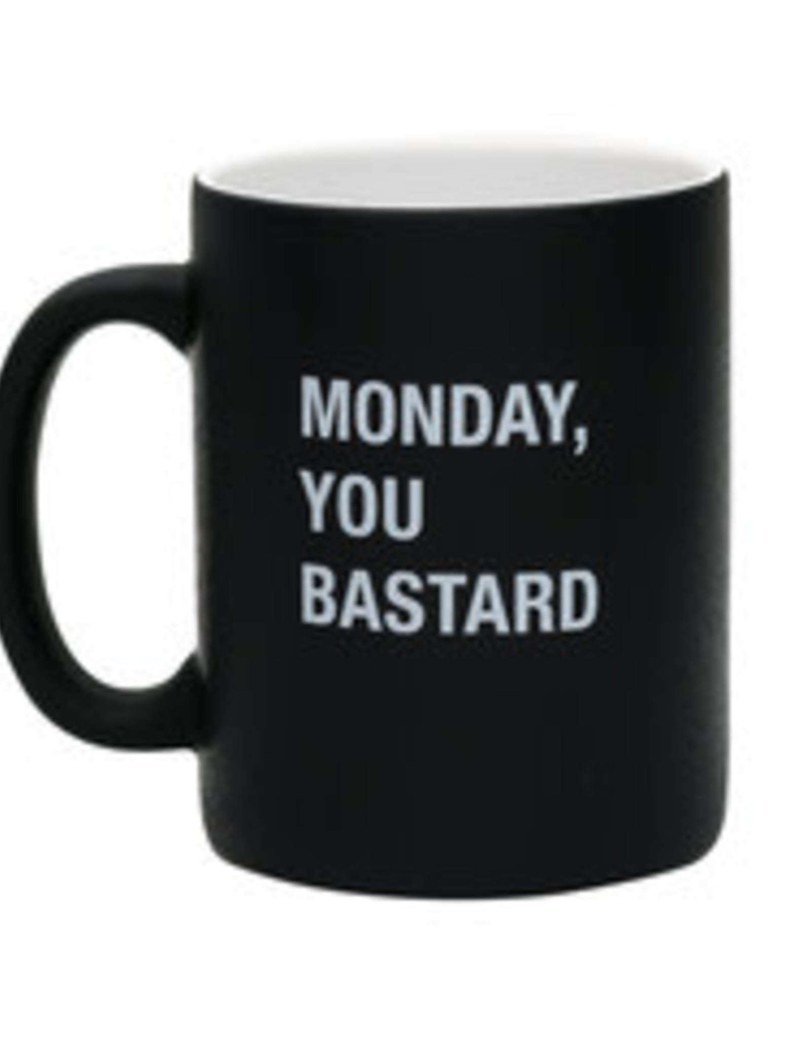 Mug - Monday, You Bastard