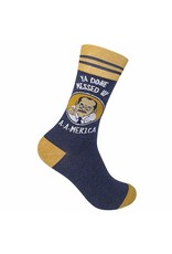 Socks (Unisex) - Ya Done Messed Up America