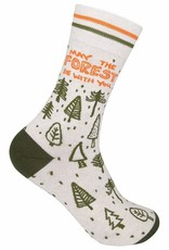 Socks (Unisex) - May The Forest Be With You