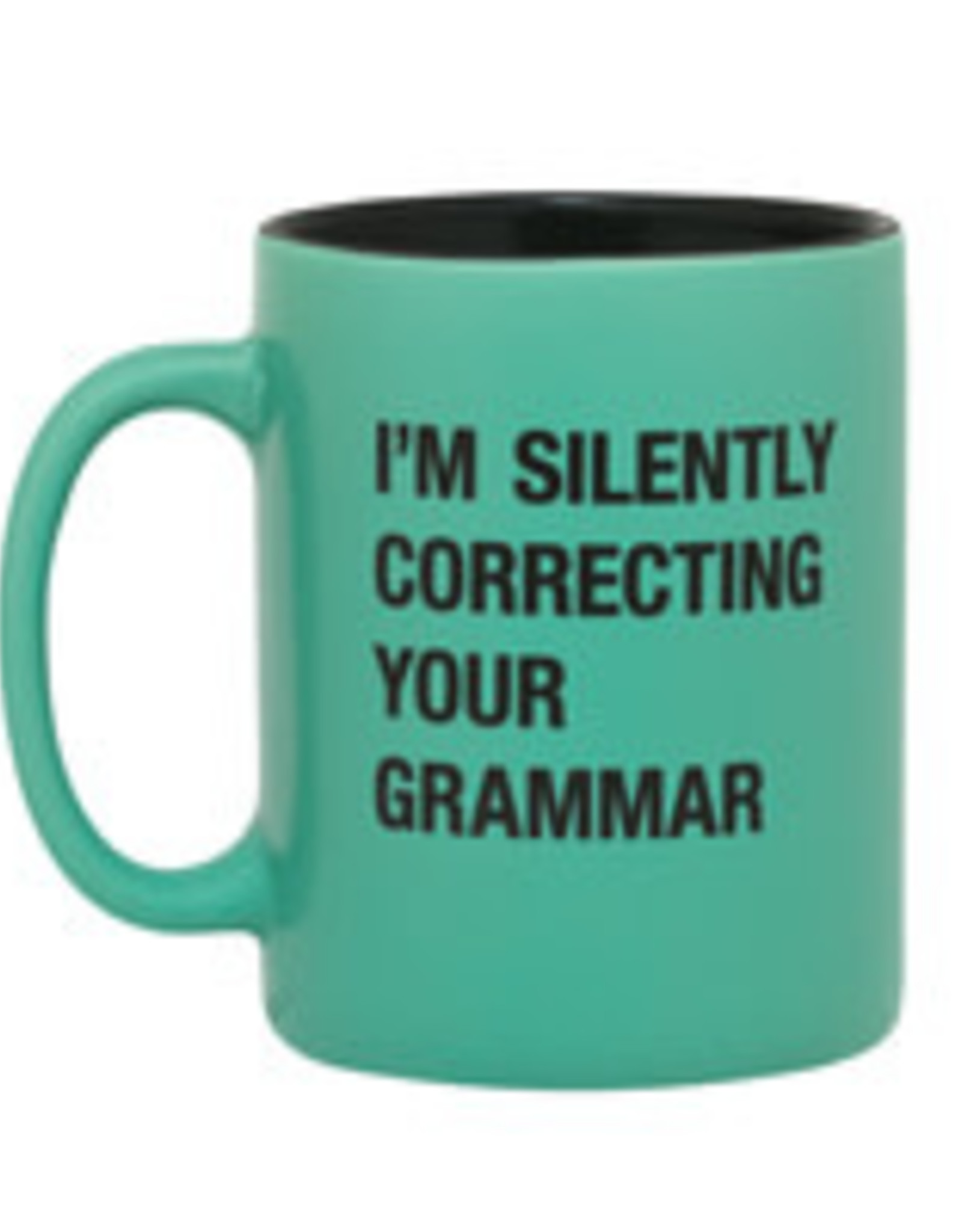 Mug - Silently Correcting Your Grammar