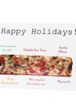 Holiday Card - Fruit Cake