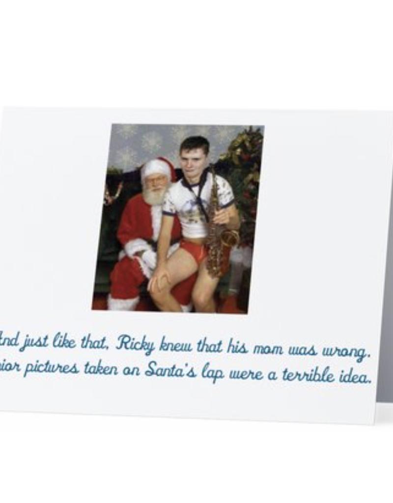Holiday Card - Xmas Speedo