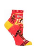 Socks (Womens) (Ankle) - Boss Lady