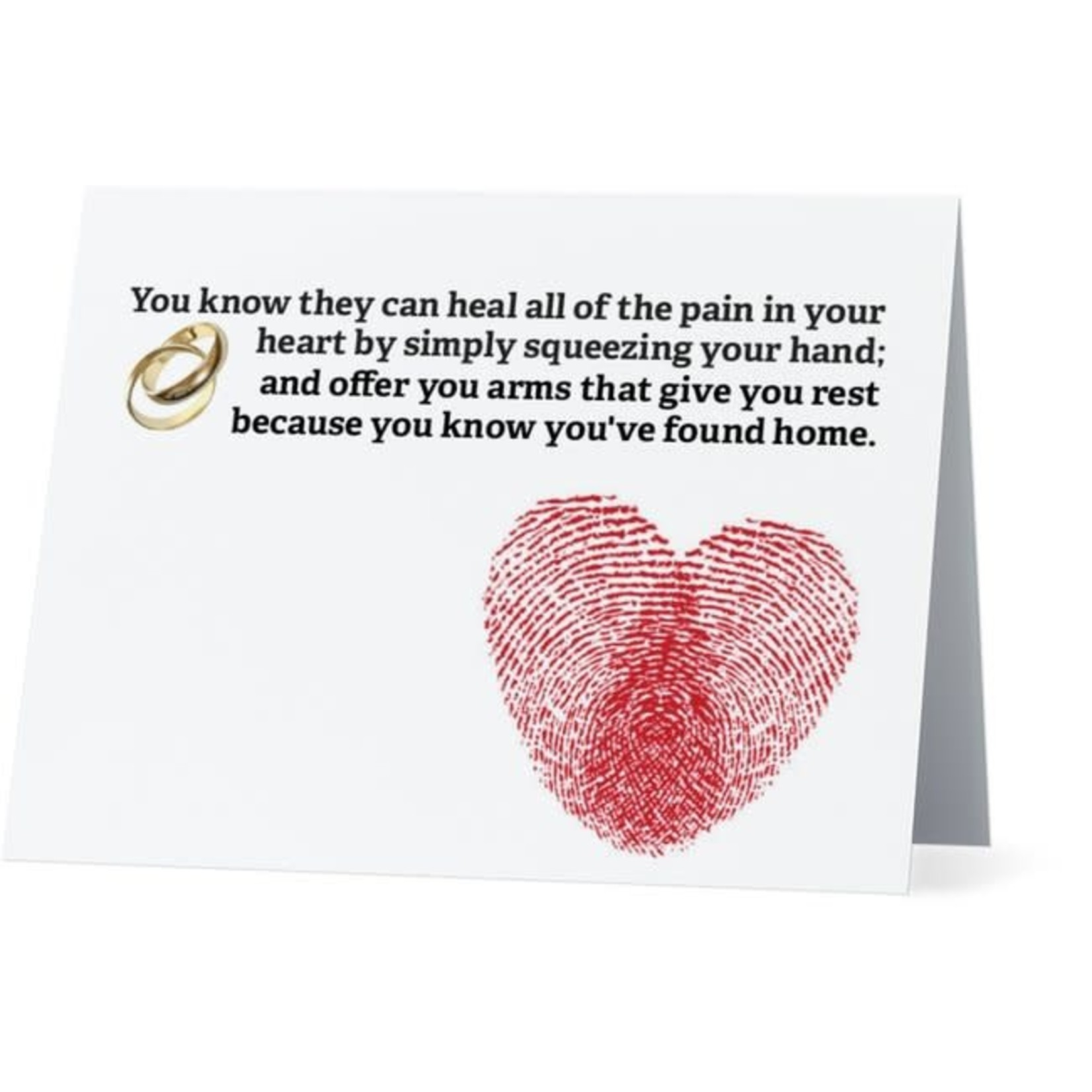 Bad Annie's Card #011 - Heal All Of The Pain In Your Heart