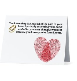 Card #011 - Heal All Of The Pain In Your Heart