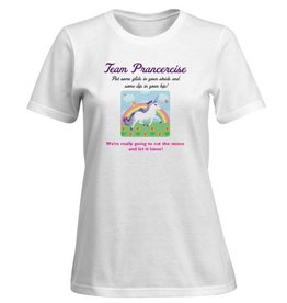 T-Shirt - Prancercise (Large)