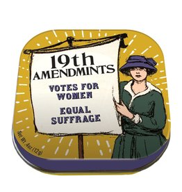 Mints - 19th Amendmints Votes For Women