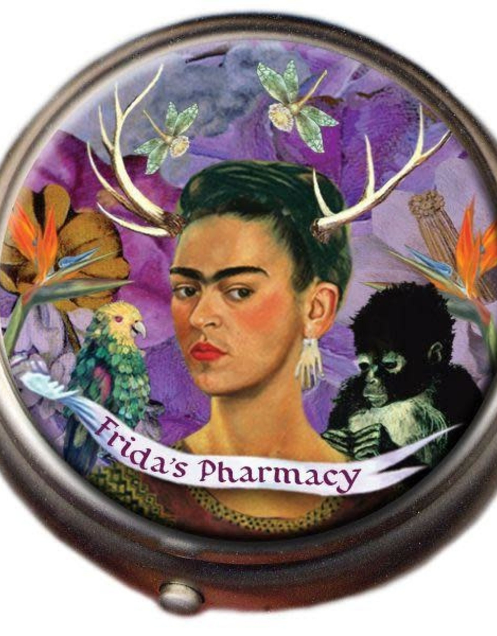 Pillbox - Frida's Pharmacy