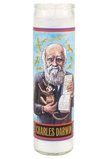 Candle - Charles Darwin