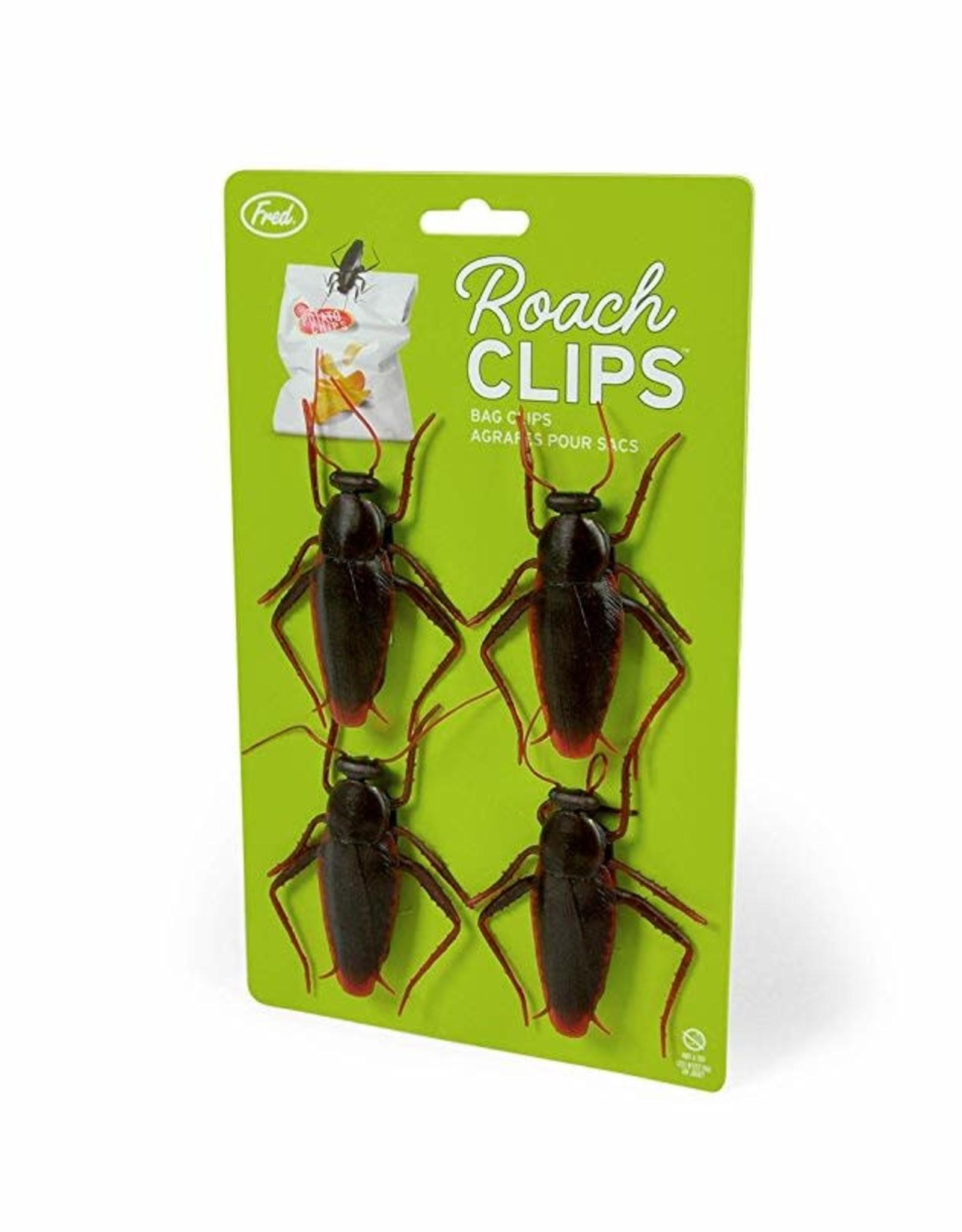 Bag Clips - Roaches