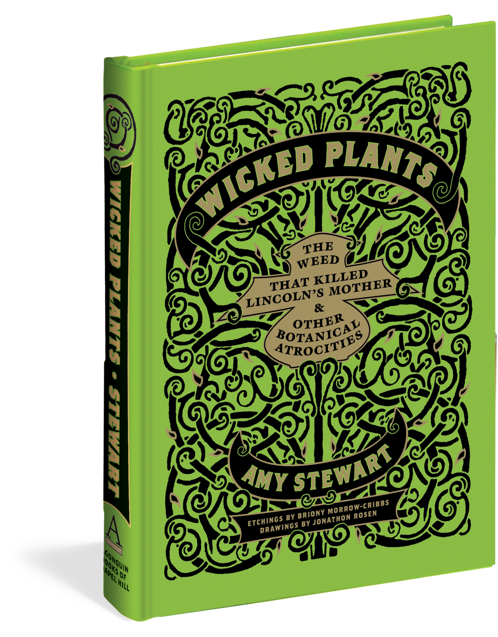 Book - Wicked Plants