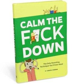 Book - Calm The Fuck Down