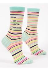 Socks (Womens) - Shhh I'm Overthinking