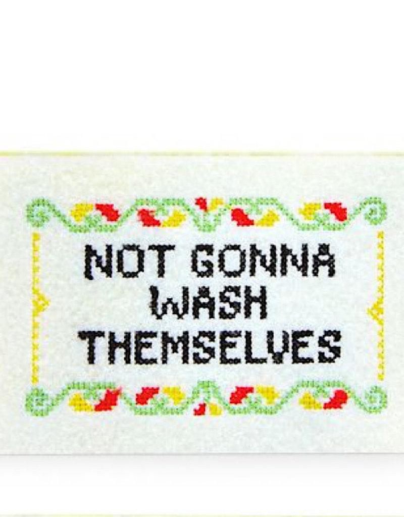 Sponge - Not Gonna Wash Themselves