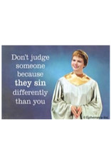 Magnet - Don't Judge Someone Because They Sin Differently Than You