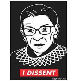 Magnet - I Dissent (Ruth Bader)