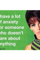 Magnet - I Have A Lot Of Anxiety For Someone Who Doesn't Care About Anything