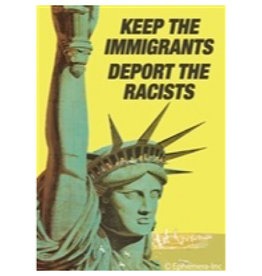 Magnet - Keep The Immigrants Deport The Racists