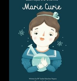 Book - Marie Curie (Little People, Big Dreams)