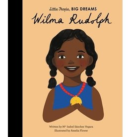 Book - Wilma Rudolph (Little People, Big Dreams)