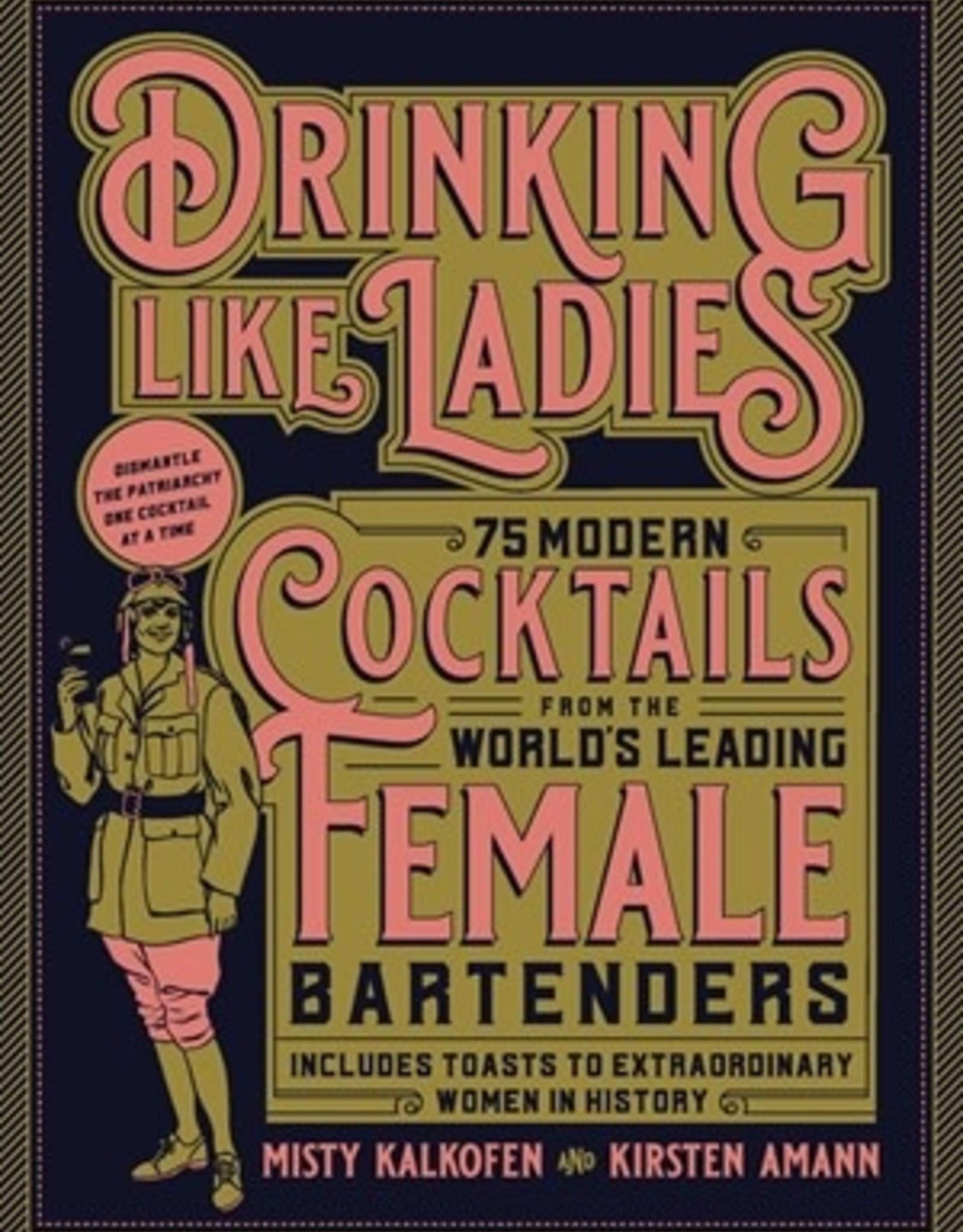 Book - Drinking Like Ladies