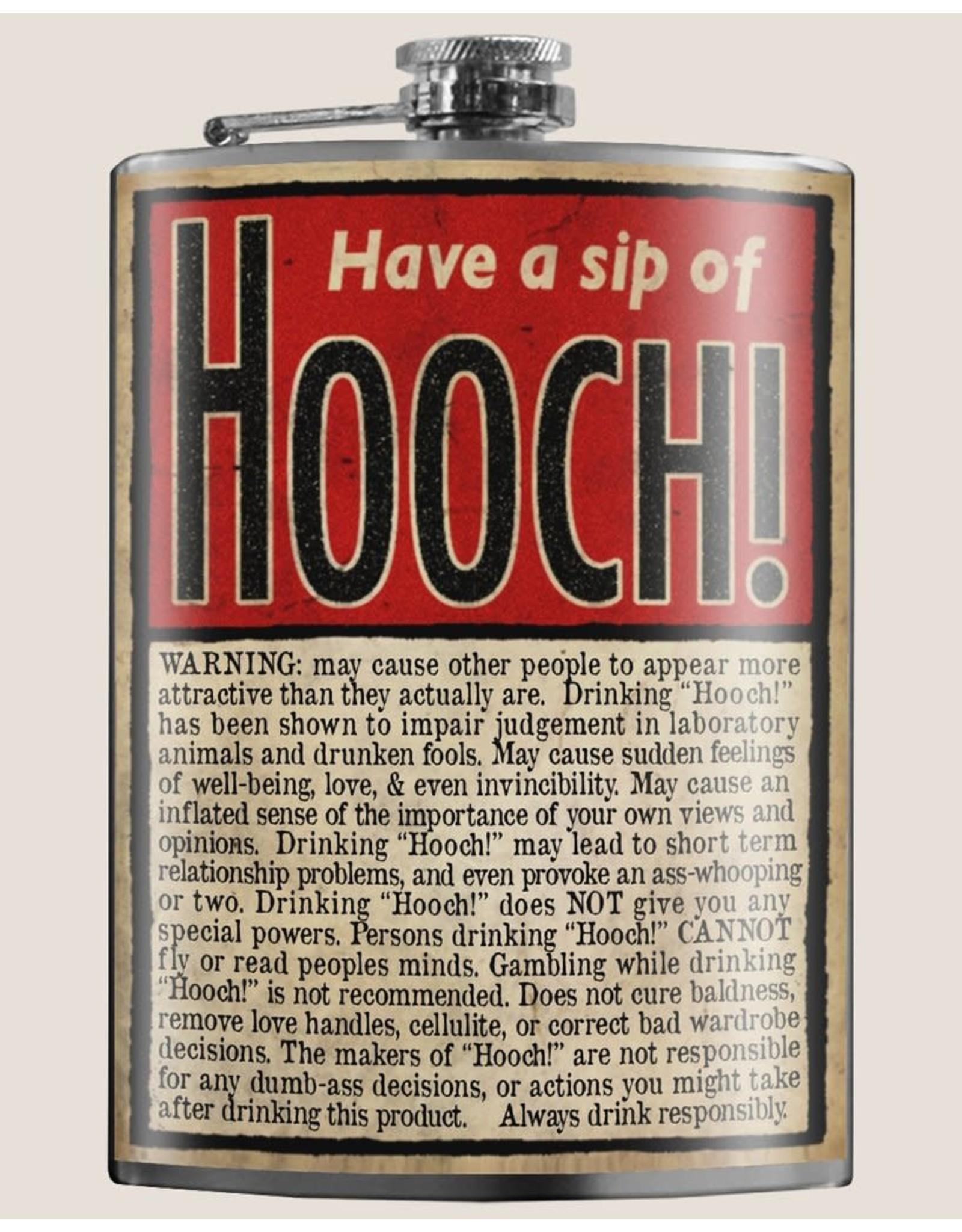Flask - Hooch