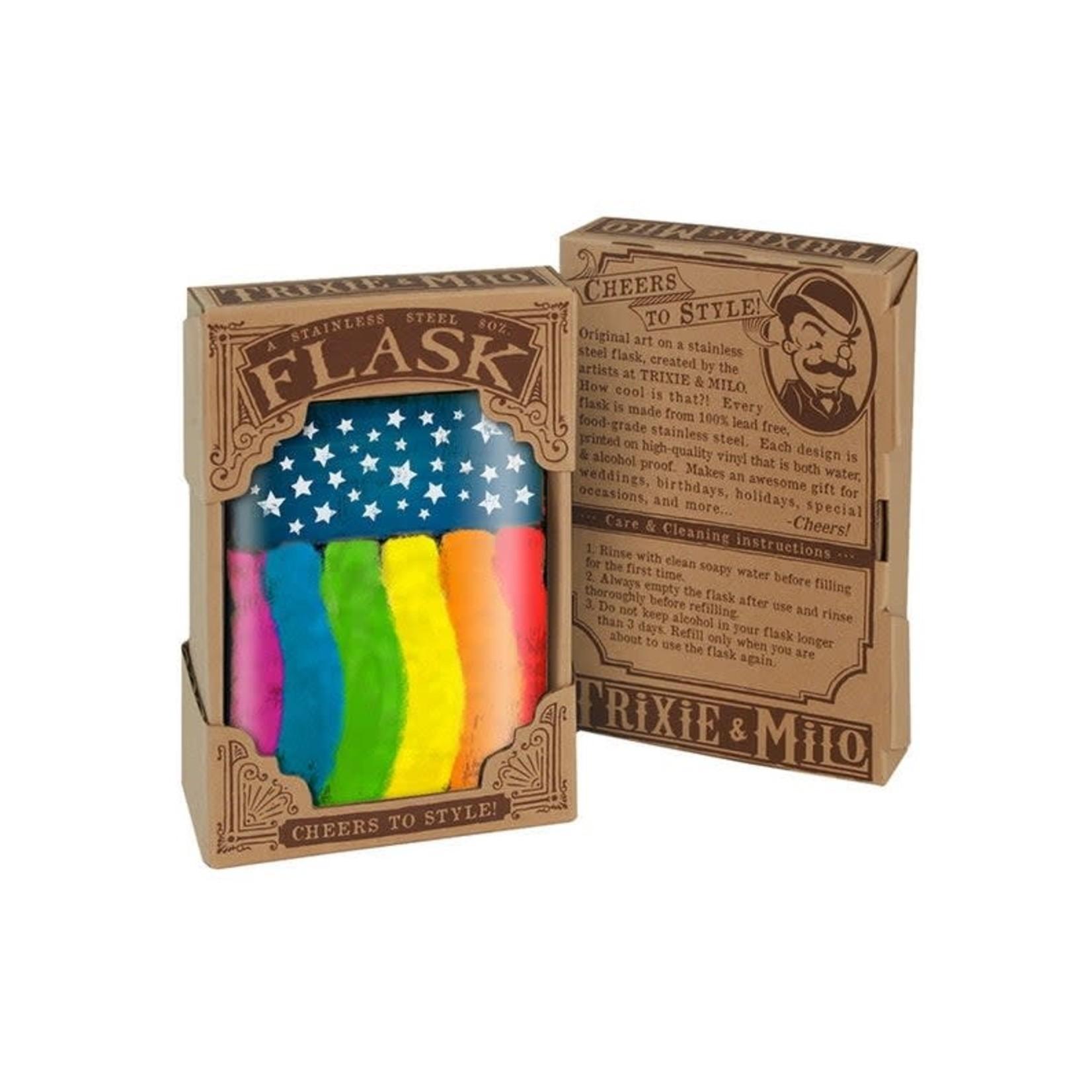 Flask - Pride Flag