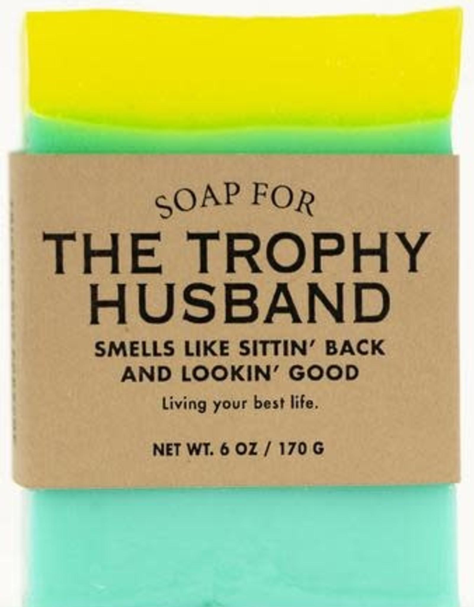 Soap - Trophy Husband