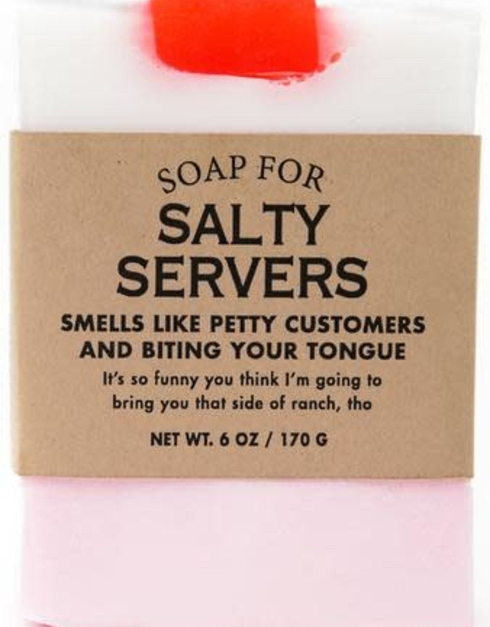 Soap - Salty Servers