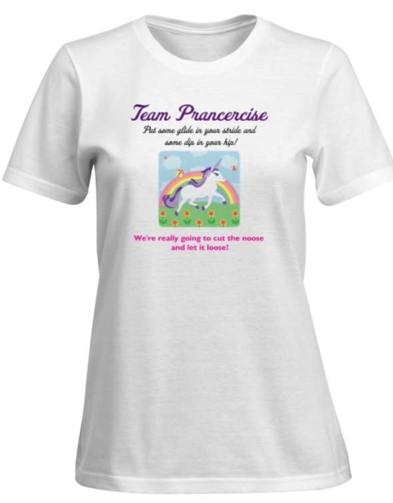T-Shirt - Prancercise