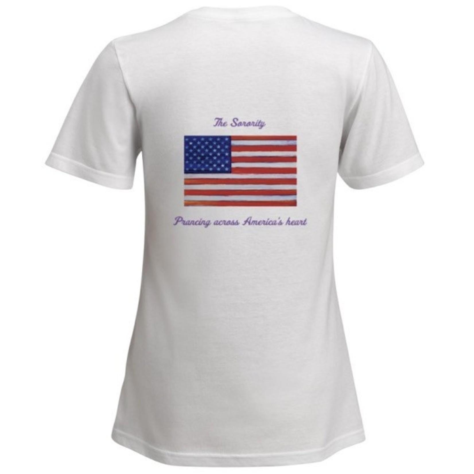 Bad Annie's T-Shirt - Prancercise