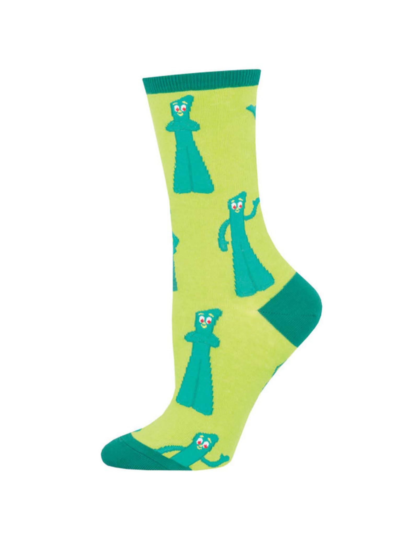 Socks (Womens) - Gumby