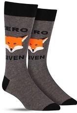 Socks (Mens) - Zero Fox Given