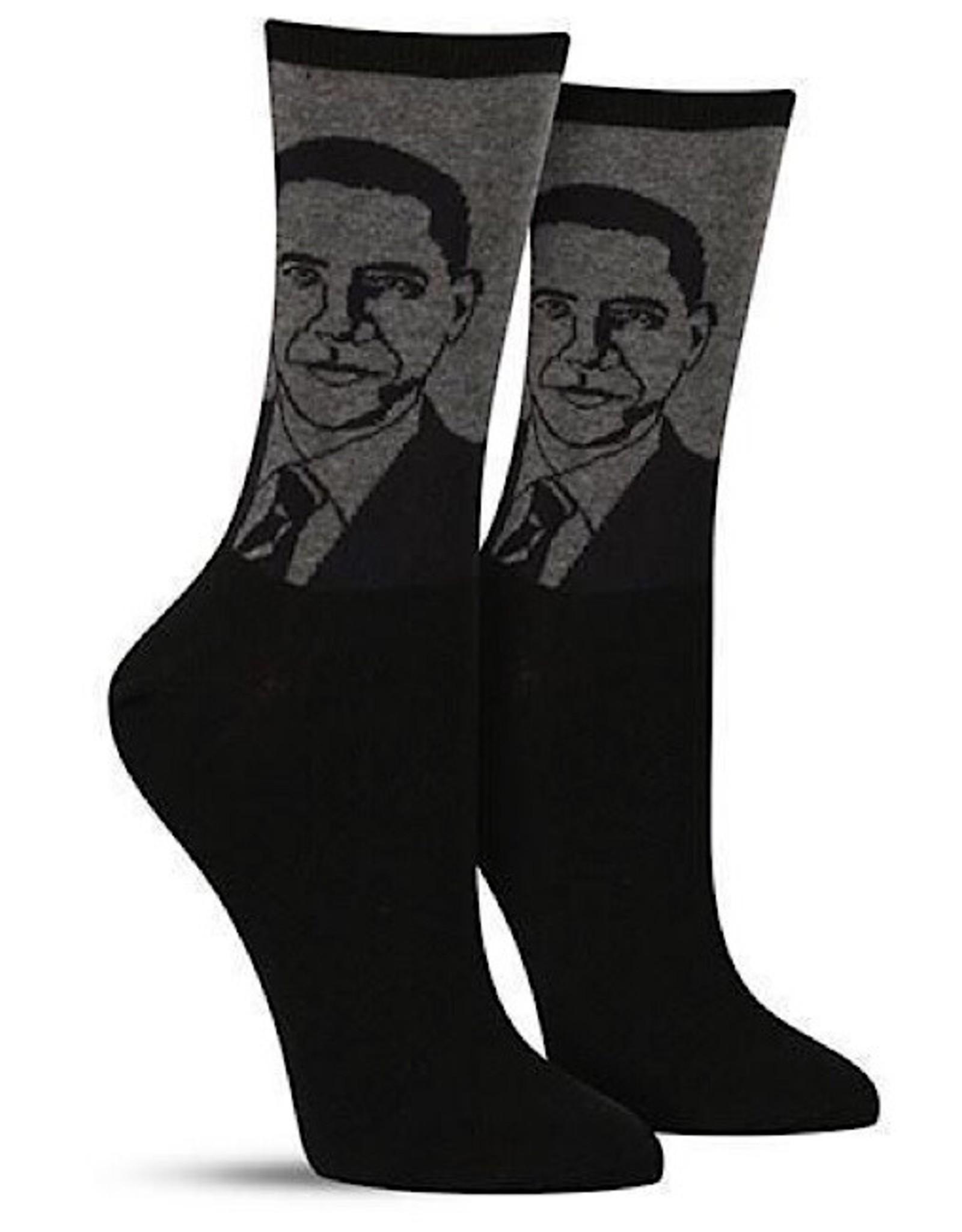 Socks (Womens) - Obama