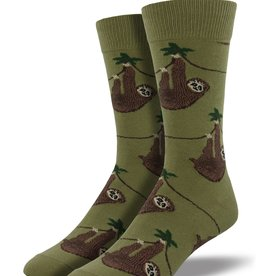 Socks (Mens) - Sloth