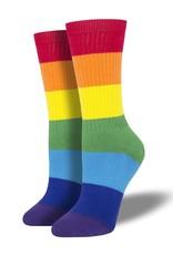 Socks (Unisex) - Gay Pride (L/XL)