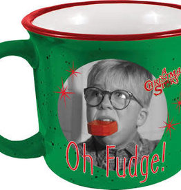 Spoontiques Mug - Oh Fudge (Christmas Story)
