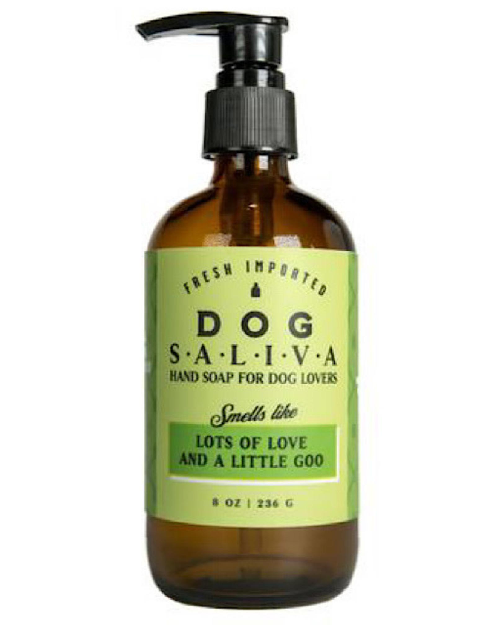 Soap (Liquid) - Dog Saliva