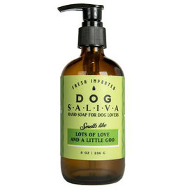 Soap (Liquid) - Dog Saliva