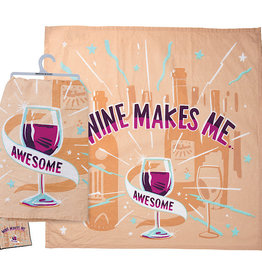 Dish Towel - Wine Is Awesome