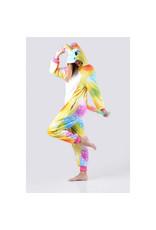 Onesie (Adult) - Rainbow Unicorn