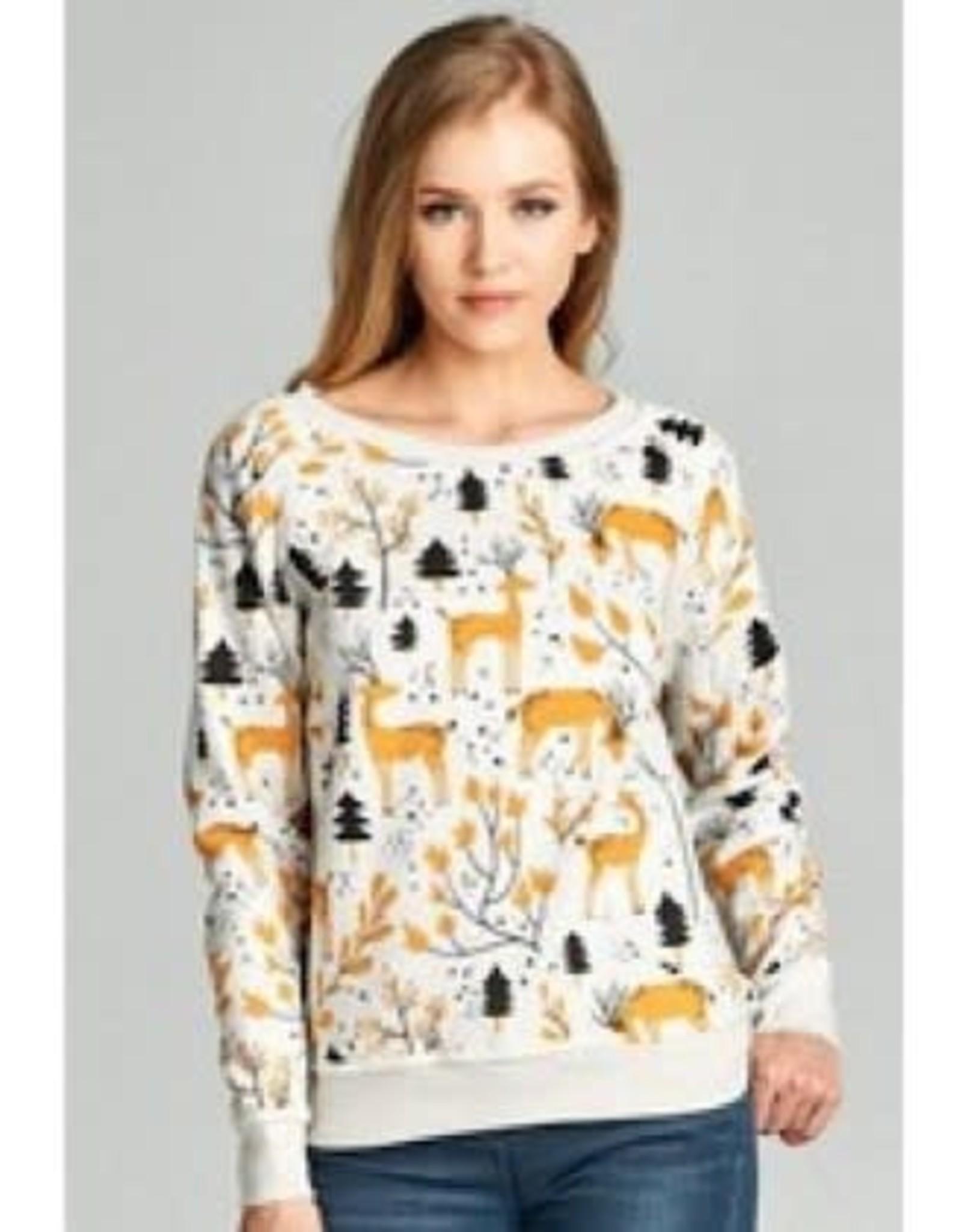 Sweater - Deer