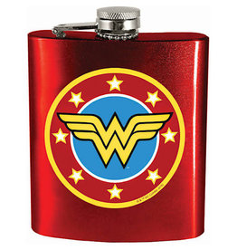 Flask - Wonder Woman