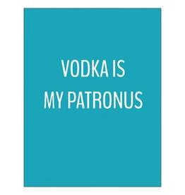 Card #050 - Vodka Is My Patronus