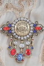 Brooch - Votes For Women