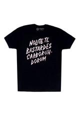 T-Shirt - Nolite Te Bastardes Carborondurum (M)