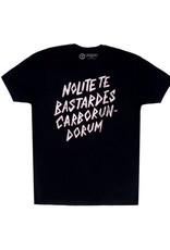 T-Shirt - Nolite Te Bastardes Carborondurum (L)