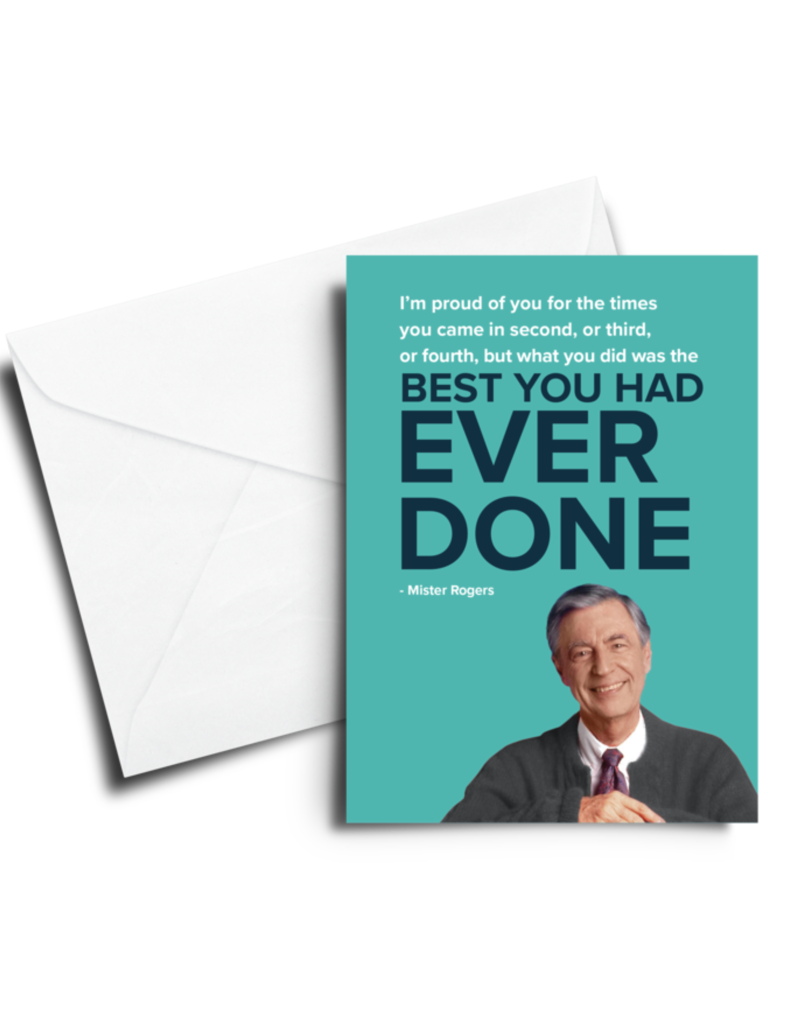 Card - Best You Had Ever Done