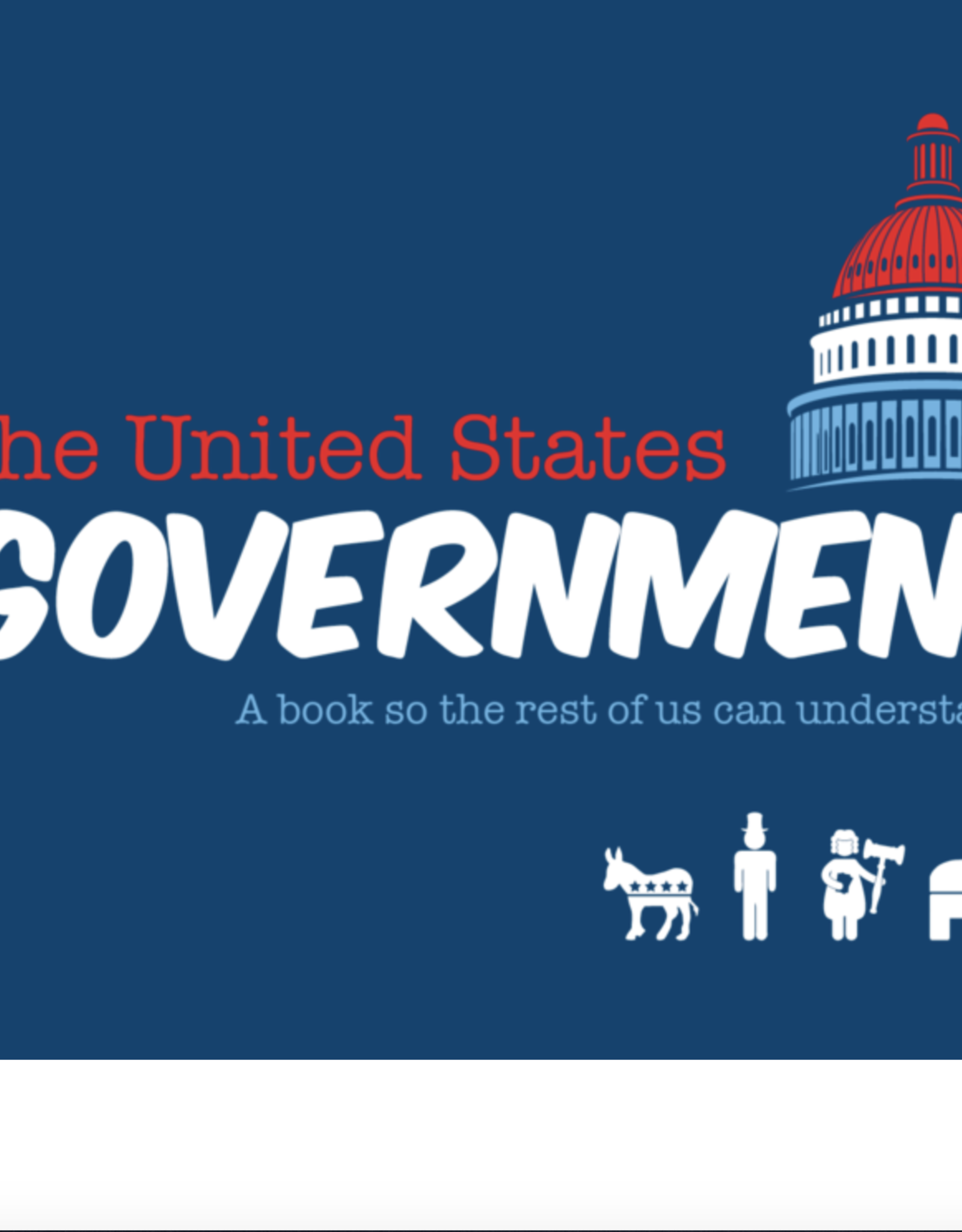 Papersalt Book - The United States Government