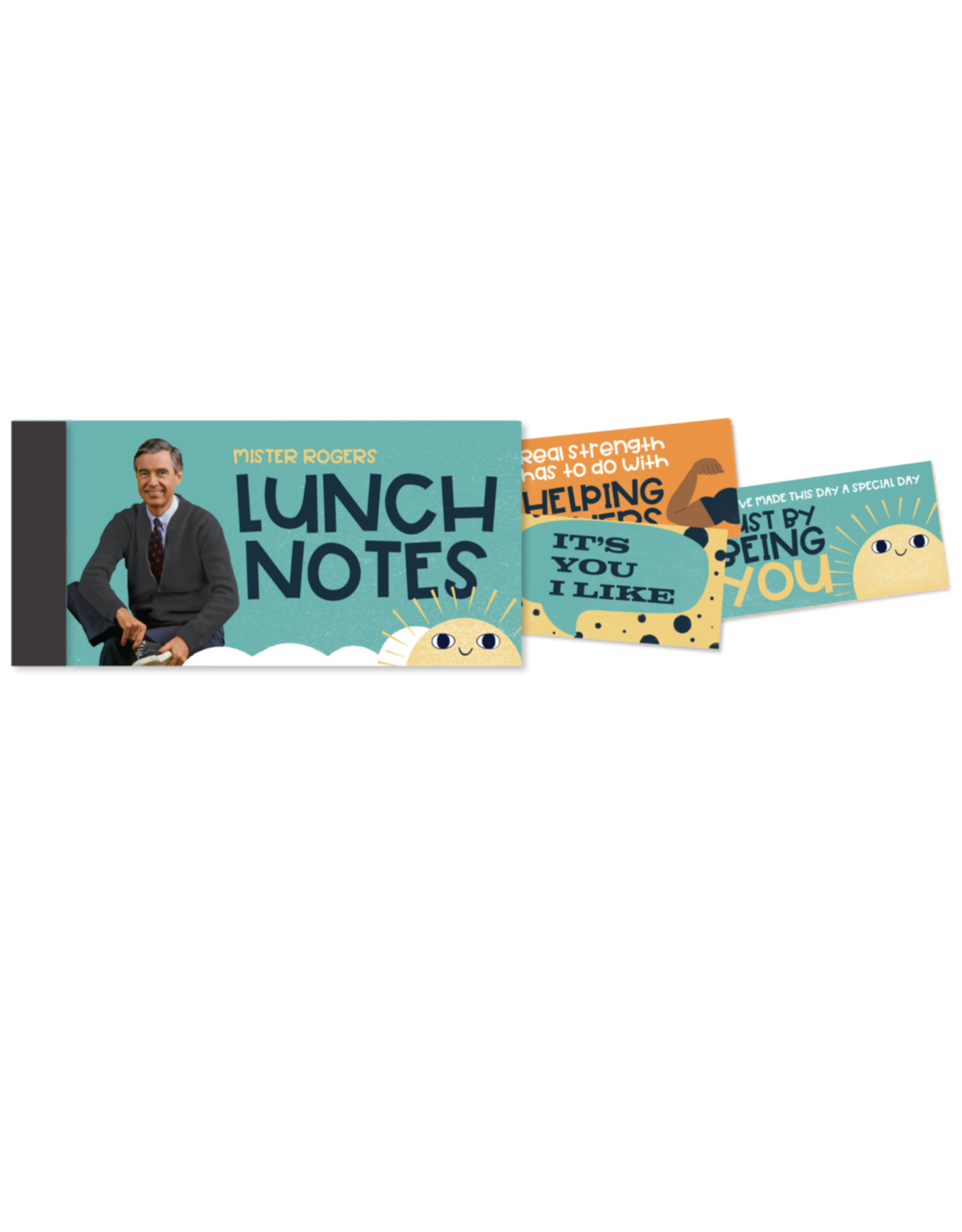 Lunch Notes - Mister Rogers